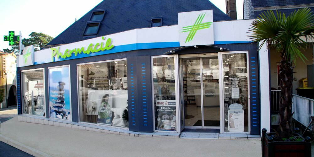 Pharmacie de Sainte Marie - Pornic